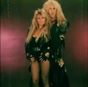 Dee Snider and Suzette Snider - Dee and Suzette Snider