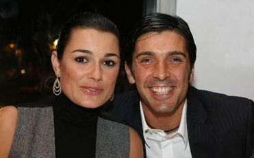 Alena Seredova Gianluigi Buffon and