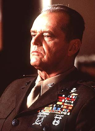 Jack Nicholson A Few Good Men