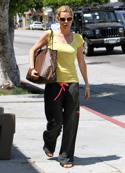 Sophie Monk was out and about in West Hollywood, California on July 3, 2012