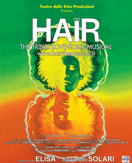 Hair HAIR ORIGINAL BROADWAY CAST  1968