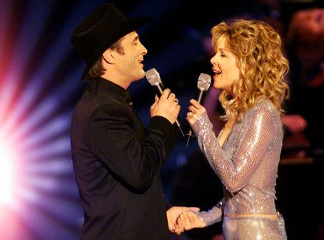 Clint Black  and Lisa Hartman