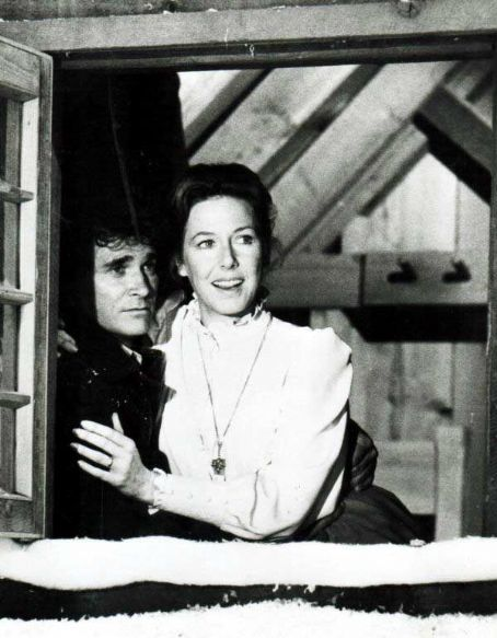 Karen Grassle and michael landon relationship