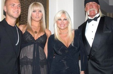 Linda Hogan Hulk Hogan and Linda Bollea