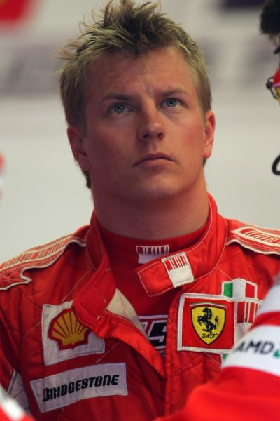 Kimi Räikkönen : World Champion!!