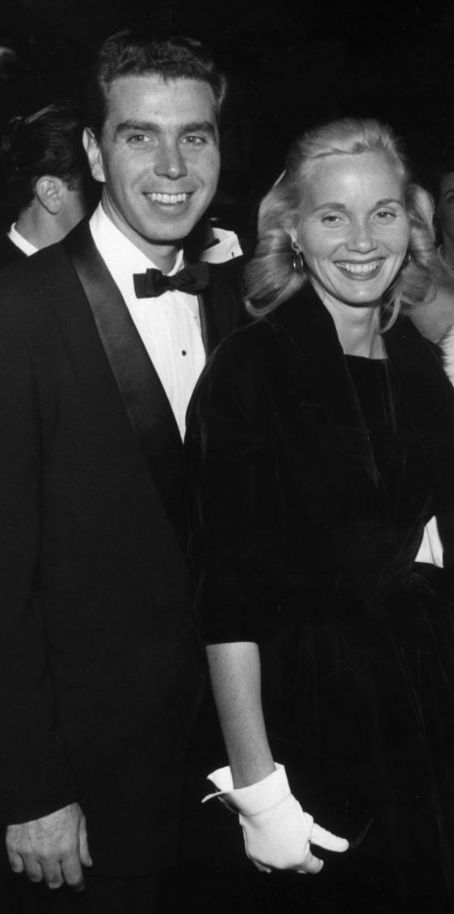 Eva Marie Saint  and Jeffrey Hayden