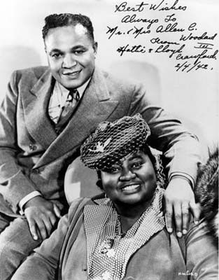 Hattie McDaniel james lloyd crawford