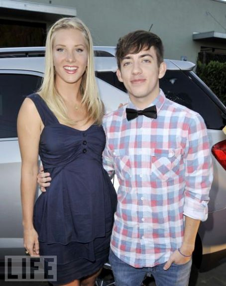 Kevin McHale Heather Morris