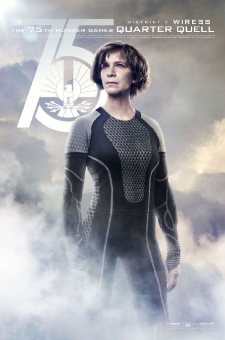 Amanda Plummer The Hunger Games: Catching Fire