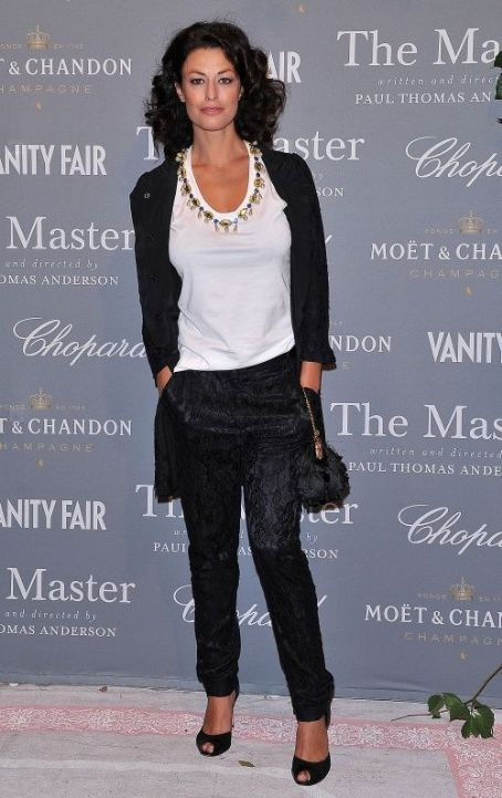 Dorothea Mercouri: Vanity Fair party
