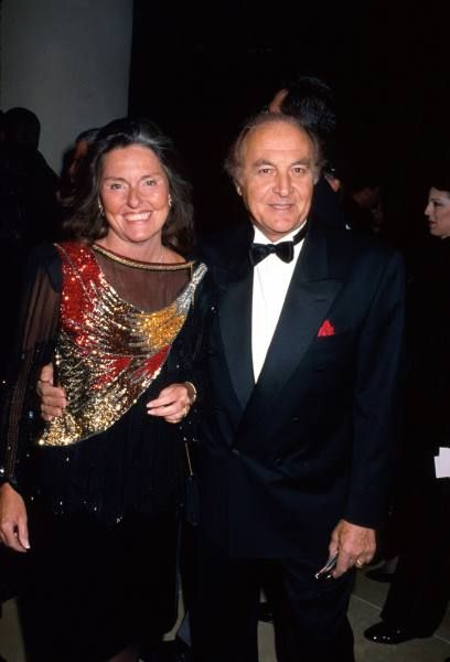 Robert Loggia  and Audrey O