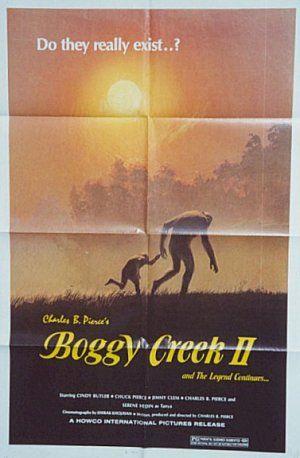 The Barbaric Beast of Boggy Creek, Part II movie
