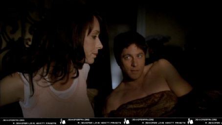 Ghost Whisperer Jennifer Love Hewitt and David Conrad