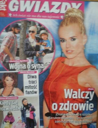Doda - Gwiazdy Magazine [Poland] (12 November 2010)