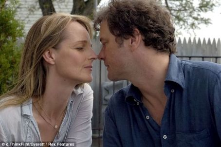 Helen Hunt and Colin Firth