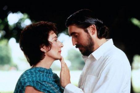 Anjelica Huston and Alfred Molina in The Perez Family (1995)