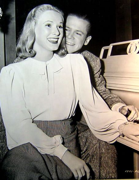 June Vincent  & Dan Duryea