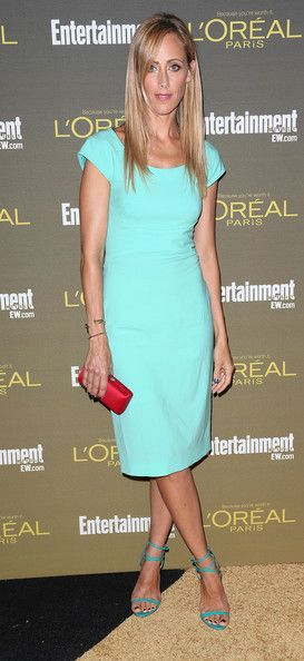 Kim Raver: attends the 2012 Entertainment Weekly Pre-Emmy Party at the Fig & Olive in West Hollywood