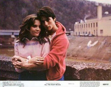 Lea Thompson All the Right Moves (1983)