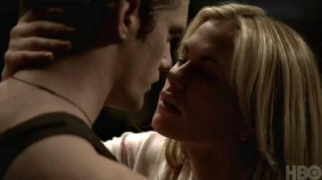 Eric Northman Alexander Skarsgård and Anna Paquin in True Blood
