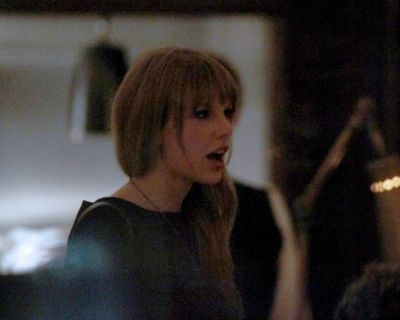 Taylor Swift dined with Chris Martin and Gwyneth Paltrow in London this week