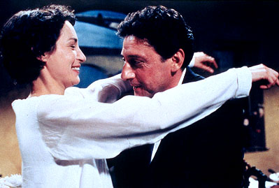Sergio Castellitto Jeanne Balibar as Camille and  as Ugo in Sony Pictures Classics' Va Savoir - 2001
