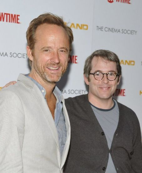 John Benjamin Hickey Showtime With The Cinema Society Host The Premiere Of