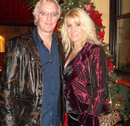 Jani Lane and Sheila Lussier