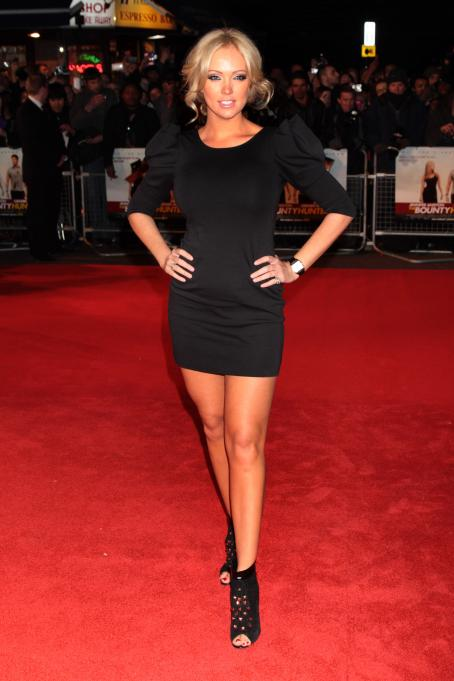 "Aisleyne Horgan-Wallace - ""The Bounty Hunter"" UK Premiere In London, 11 March 2010"