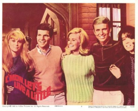 Jill Banner Jackie DeShannon, Bobby, Kim Carnes, Mark Evans and