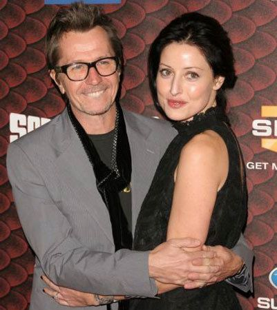 Alexandra Edenborough Gary Oldman and