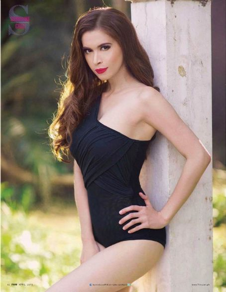 Sunshine Cruz  FHM Philippines April 2013