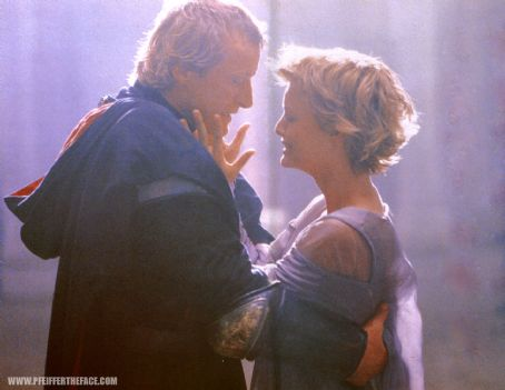 Rutger Hauer Michelle Pfeiffer and