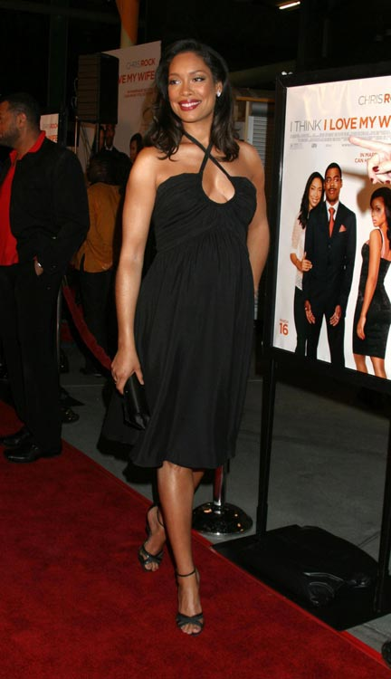 "Gina Torres - ""I Think I Love My Wife"" Movie - Premiere"