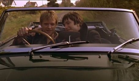 Lee Williams Marc Warren (Ivo) and  (Tim) in Not Night Is Too Long