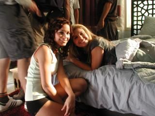 South of Nowhere Gabrielle Christian and Mandy Musgrave