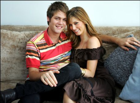 Delta Goodrem  and Brian McFadden- Credit goes to 'The Sun'.