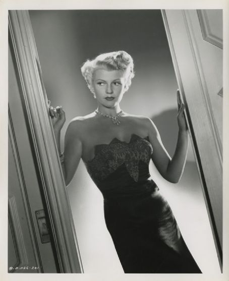 The Lady from Shanghai Rita Hayworth