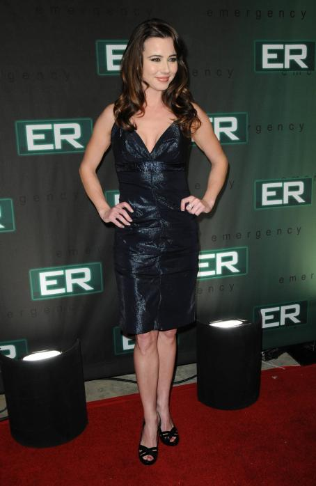Linda Cardellini - ER Series Finale Party, 28.03.2009.