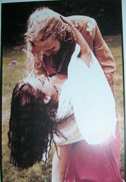 Layne Staley  and Demri Parrott