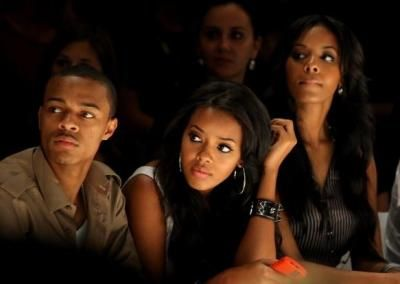 Angela Simmons Bow Wow and