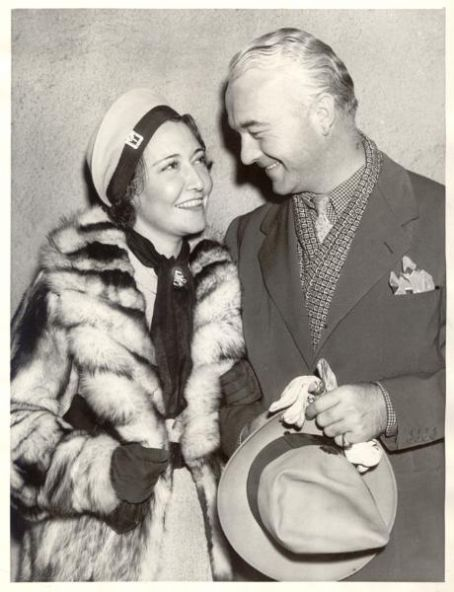 William Boyd and Dorothy Sebastian