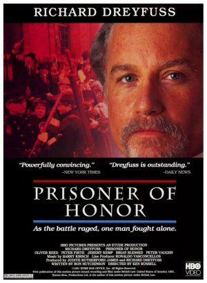 Prisoner of Honor (1991) Poster