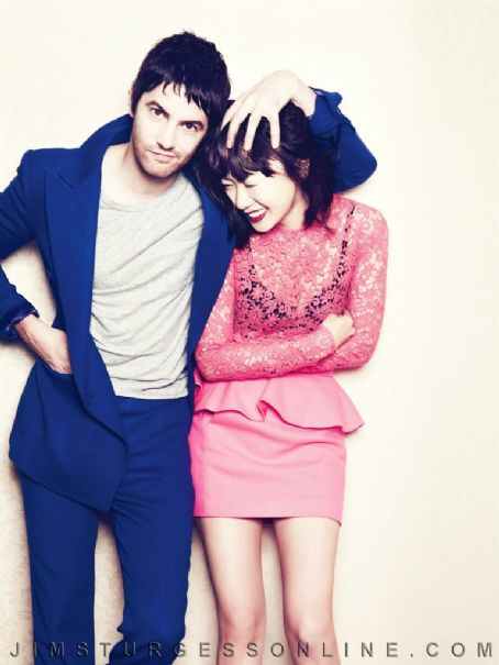 Doona Bae  and Jim Sturgess