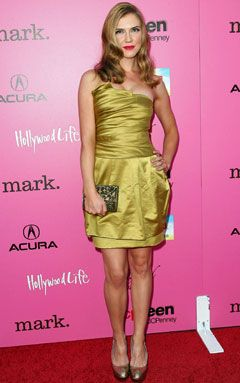Sara Canning  in the Young Hollywood Awards (2010)