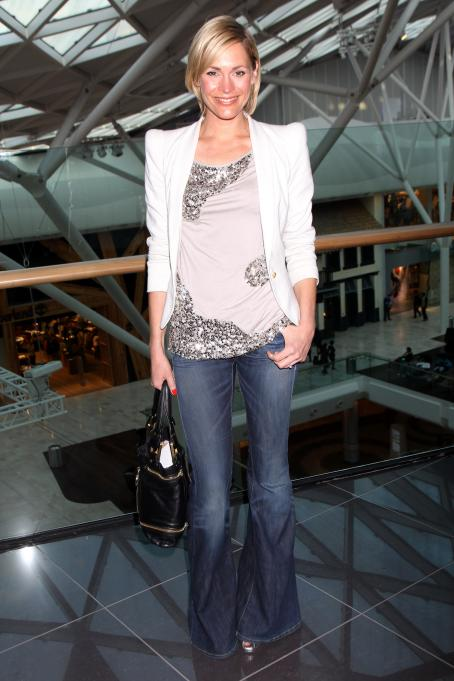 "Jenni Falconer - ""Iron Man 2"" VIP Screening In London, 26 April 2010"