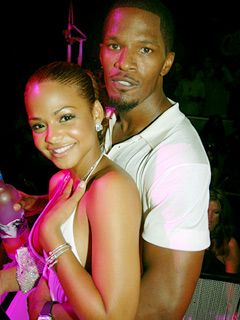 Jamie Foxx Christina Milian and