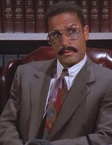 Phil Morris Phil on Seinfeld