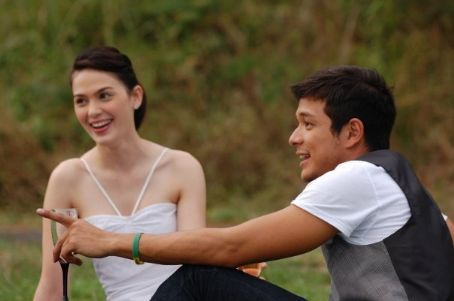 Jericho Rosales and Kristine Hermosa Echo and Tin