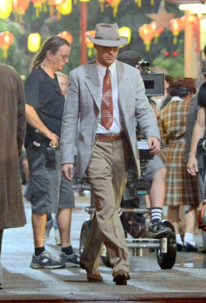 "Ryan Gosling Films Reshoots For ""Gangster Squad"